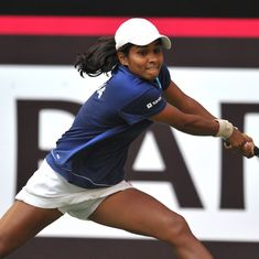 Indian tennis round-up: Prarthana wins doubles title at Manchester, Prajnesh withdraws from Ilkley