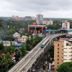 Kerala: Modi inaugurates Kochi metro rail service, says coaches reflect 'Make in India' vision