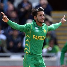'Determined to get golden ball': Pakistan's Hasan Ali living Champions Trophy 'dream'