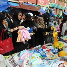 Bangladeshis are flooding India for Eid shopping and spending big bucks