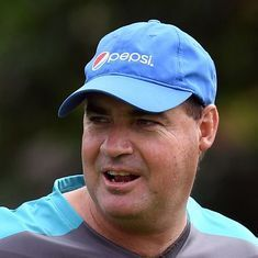 You could be a hero: What coach Mickey Arthur told Pakistan ahead of India World Cup clash