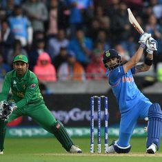 Neither arrogant nor intimidated, Virat Kohli's men are primed for the big final