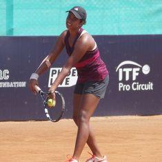ITF Pro Circuit: Riya Bhatia reaches final in Romania
