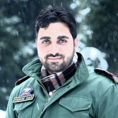 'First night in my grave': A Kashmiri policeman's prescient poem as ambush leaves six cops dead