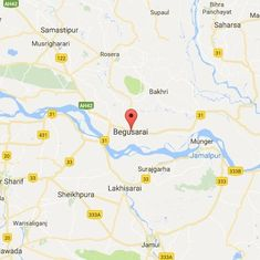 Bihar Police conduct raids looking for five men accused of assaulting four students in Begusarai