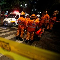Colombia: Three killed, several others injured in blast at Bogota mall