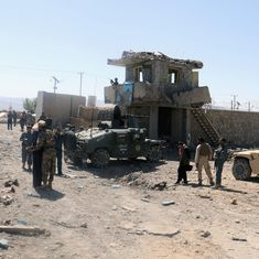 Taliban suicide bombers attack police headquarters in Afghanistan city, several feared dead