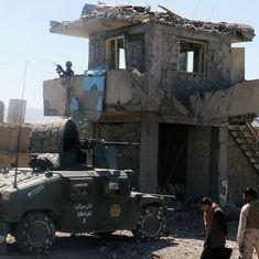 अफगानिस्तान : तालिबान के हमले में 30 सैनिकों की मौत