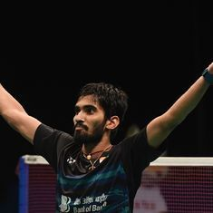Kidambi Srikanth hopes 'much-needed' Indonesia win boosts World Championship chances