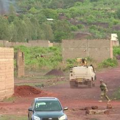At least two killed as gunmen attack tourist resort in Mali