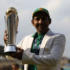 Despite controversy over his racial remark, Sarfraz Ahmed named Pakistan captain for World Cup