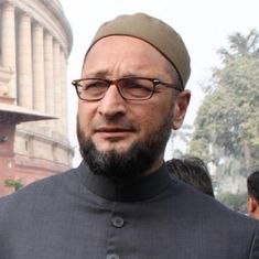 Asaduddin Owaisi and four others acquitted in Muthangi Masjid demolition case