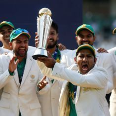 Unpredictable, improbable, unbelievable: Pakistan's Champions Trophy win shows why sport is great