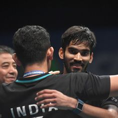 How a new training system and an injection of confidence played its part in Srikanth's resurgence