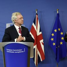 UK begins formal Brexit talks with EU, will focus on setting timetable for Britain's exit