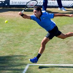 A comeback is never simple, says Roger Federer ahead of Halle Open