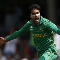 Pakistan recall Mohammad Amir for three-match T20I series against South Africa