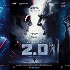 Rajinikanth's '2.0' finally gets a release date: November 29