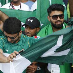 मध्य प्रदेश में पाकिस्तान की जीत पर जश्न मनाने को लेकर 15 की गिरफ्तारी सहित आज के बड़े समाचार