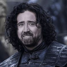 Something to distract 'Game of Thrones' fans: Nicolas Cage and 150,966 deaths (thus far)