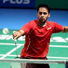 Korea Open: Kashyap, Ashwini-Satwik progress to main draw, Pranaav-Sikki Reddy eliminated