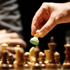 Aravindh Chithambaram emerges sole leader at National Chess meet