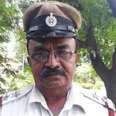 बेंगलुरू पुलिस के इस जवान ने एंबुलेंस को रास्ता देने के लिए राष्ट्रपति का काफिला भी रोक दिया