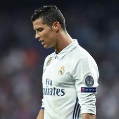 Cristiano Ronaldo won't quit Real Madrid, insists club president Florentino Perez