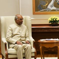 BJP's presidential nominee Ram Nath Kovind resigns as Bihar governor