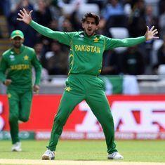 Pakistan's bomberman Hasan Ali realises childhood dream by becoming world No 1 ODI bowler