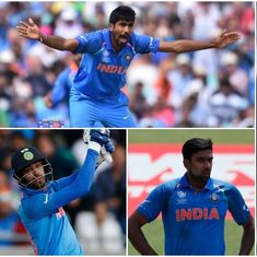 Team India report card: Pandya, Dhawan and Bhuvi get the plaudits, Ashwin, Yuvraj disappoint