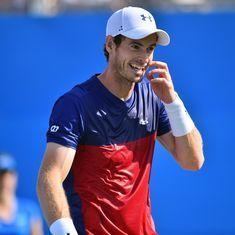 Murray returns to ATP Tour at Brisbane International following five-month injury break