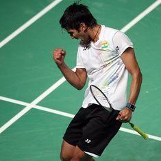 Kidambi Srikanth, B Sai Praneeth win openers to reach second round of Australian Open Superseries