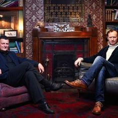 'Sherlock' creators to work on Dracula mini-series