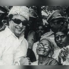 Rs 100 coins will be issued to mark MGR's birth centenary