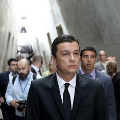 Romanian Prime Minister Sorin Grindeanu ousted after six months in power
