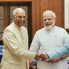 The president's men: Three people close to PMO will take key posts in Kovind's Rashtrapati Bhavan