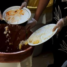 Watch: The food you waste has a direct connection to malnutrition in India