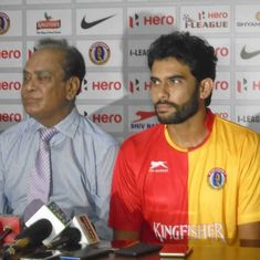 Khalid Jamil axed as coach of East Bengal, Subhas Bhowmick to continue as technical director