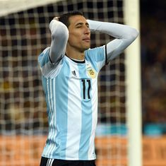 Argentina's Angel di Maria fined €1.3 million for tax fraud in Spain