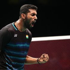 HS Prannoy stretched, Attri-Reddy sail in mixed day for Indians at Canada Open Grand Prix