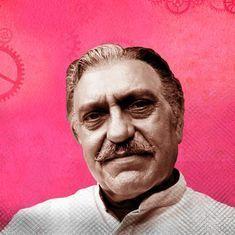 हिंदी सिनेमा के महानतम खलनायक अमरीश पुरी कभी राष्ट्रीय स्वयंसेवक संघ के सदस्य भी थे