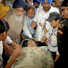 AAP, SAD legislators suspended after melee in Punjab Assembly leaves an MLA unconscious
