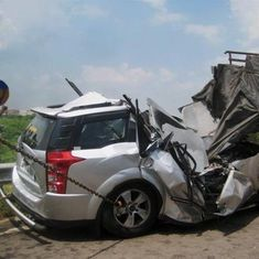 In 2016, 17 people died in road accidents every hour in India, shows government report