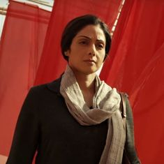 'Mom' director on working with screen legend Sridevi: 'She has amazing commitment'