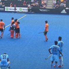 India knocked out of Hockey World League semifinal by Malaysia