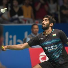 'Nothing worked for me,' says Srikanth after losing to top seed Son Wan Ho at Worlds