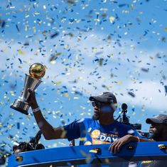 NBA Draft: Trade season is here but the Golden State Warriors' dominance makes it seem futile