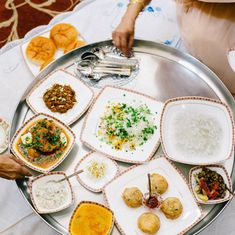 The secrets of a scrumptious Bohri thaal, as revealed by two home cooks