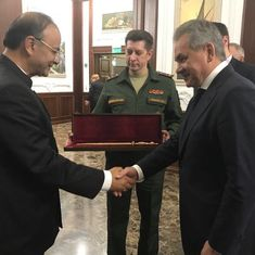 India, Russia sign roadmap to boost military cooperation